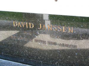 David Janssen: My Love Is With You Always