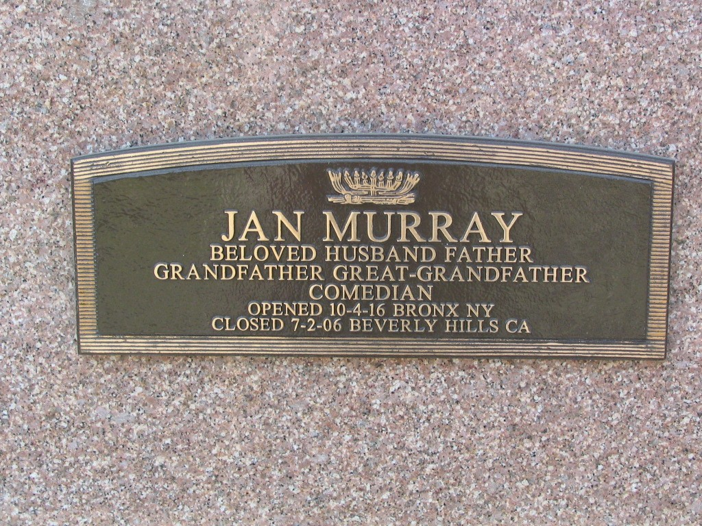 Jan Murray