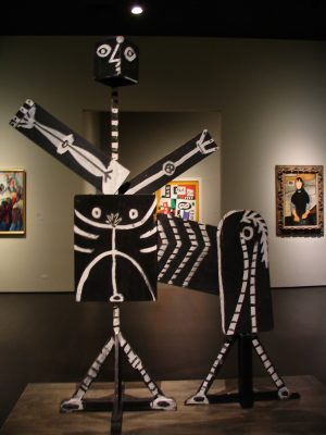 "Picasso ""Centaur"" LACMA"