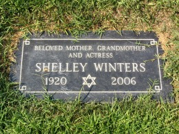 Shelley Winters: Beloved Mother, Grandmother and Actress