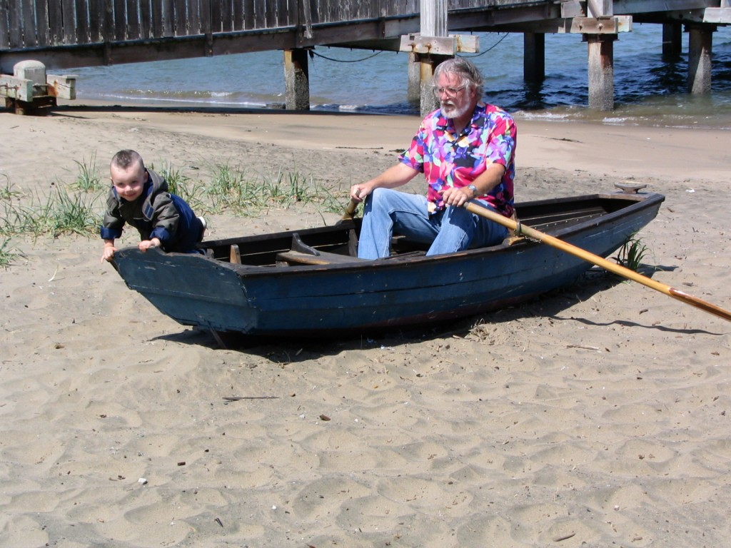 two boys and a boat 3