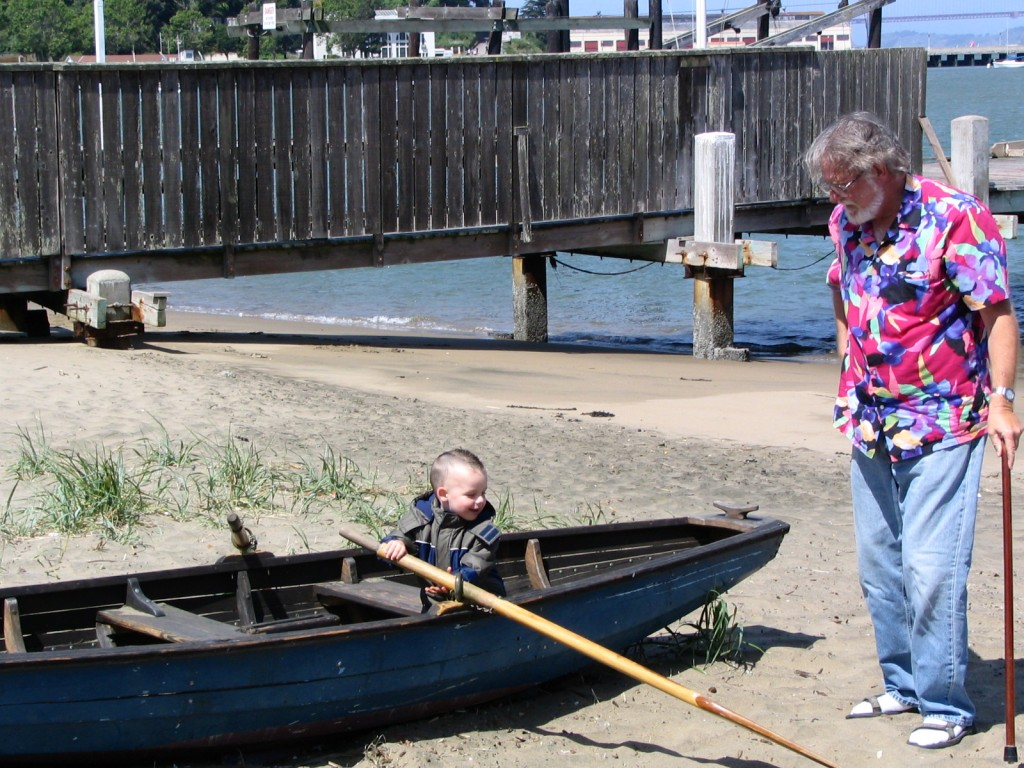 two boys and a boat 5