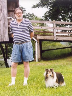 John Varley with Cirocco