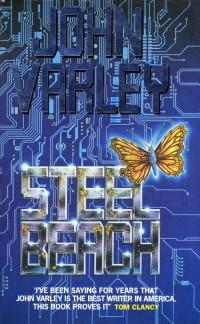 Steel Beach by John Varley