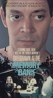 Overdrawn at the Memory Bank, the movie