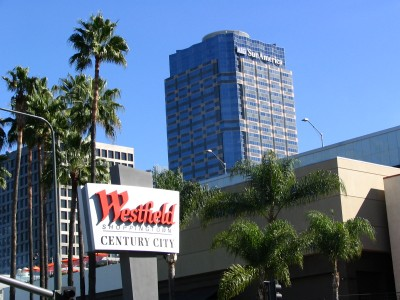 Rt. 66: Century City, Westfield Shopping Center