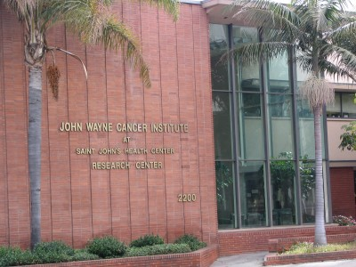 Rt. 66: Santa Monica: John Wayne Cancer Institute