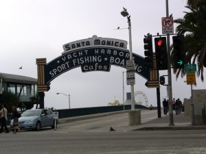 Rt. 66: Santa Monica Yacht Harbor