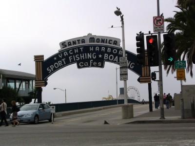Rt. 66: Santa Monica Yacht Harbor
