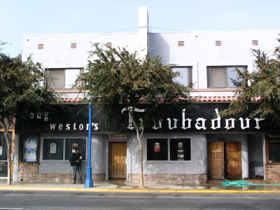 Rt. 66: West Hollywood, Doug Weston's Troubadour