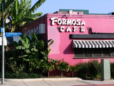 Rt. 66: West Hollywood, Formosa Cafe