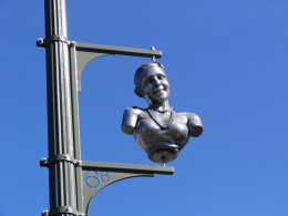 Rt. 66: West LA: Josephine Baker