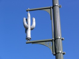 Rt. 66: West LA: Saguaro Cactus