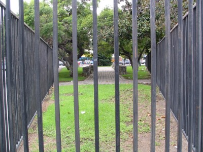 Rt. 66: West LA: no access park
