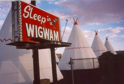 Rt. 66: Wigwam Motel