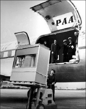 5MB hard drive in 1956