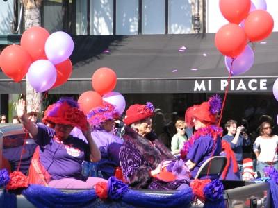 2008 Doo-Dah Parade: Bodacious Babes of Burbank