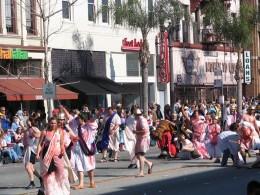 2008 Doo-Dah Parade: Caesar's Circus