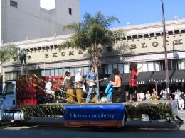2008 Doo-Dah Parade: LA Music Academy
