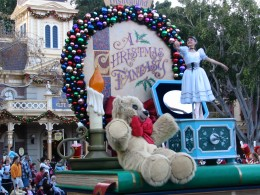 Disneyland and California Adventure Part 1: A Christmas Fantasy