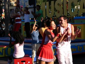 Disneyland and California Adventure Part 1: High School Musical