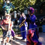 Disneyland and California Adventure Part 1: John Varley's got those Disneyland Blues
