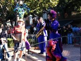 Disneyland and California Adventure Part 1: John Varley's got those Disneyland Blues