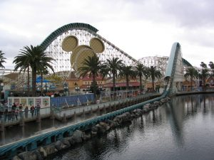 Disneyland and California Adventure Part 2: California Screamin'