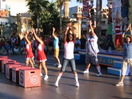 Disneyland and California Adventure Part 2: High School Musical 3