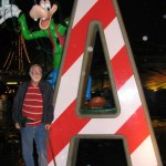 Disneyland and California Adventure Part 2: John Varley & Goofy