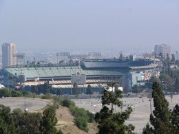 Down LA River Part 1: Dodger Stadium