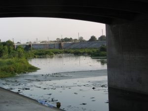 Down LA River Part 10: under the Willow St Bridge