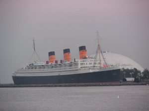 Down LA River Part 11: The Queen Mary