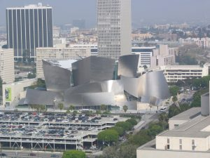 Down LA River Part 2: Disney Concert Hall