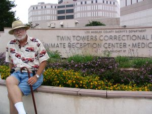 Down LA River Part 2: John Varley at Twin Towers Correctional