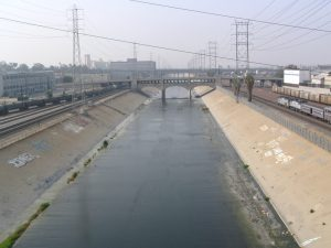 Down LA River Part 3: river & bridges