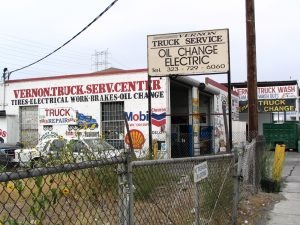 Down LA River Part 5: Vernon Truck Service