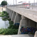 Down LA River Part 5: river bridge