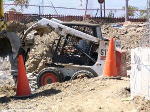 Down LA River Part 6: jackhammer