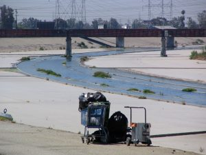 Down LA River Part 6: parking for homeless