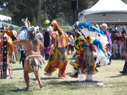 Down LA River Part 9: pow-wow Intertribal dance 2
