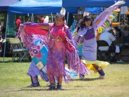 Down LA River Part 9: pow-wow teen dancers