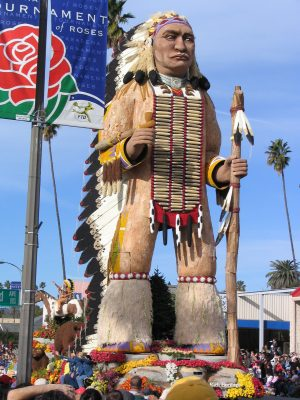 Rt. 66: 2008 Tournament of Roses Parade: Indian Chief