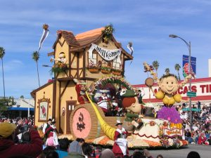 Rt. 66: 2008 Tournament of Roses Parade: Oktoberfest