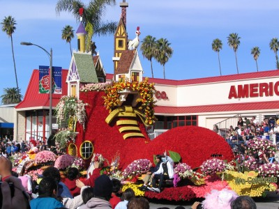 Rt. 66: 2008 Tournament of Roses Parade: Ronald McDonald House