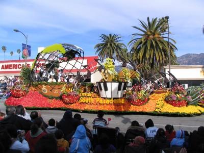 Rt. 66: 2008 Tournament of Roses Parade: South Pasadena