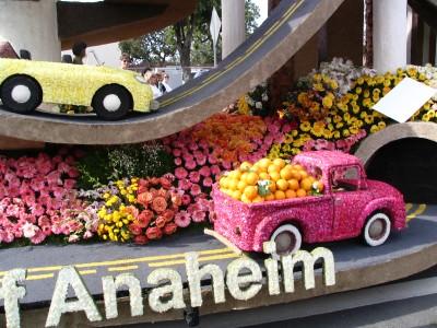 Rt. 66: 2008 Tournament of Roses Parade: valediction, Anaheim