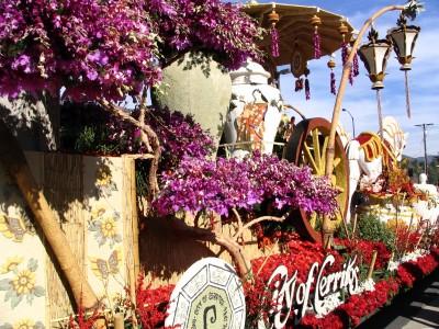 Rt. 66: 2008 Tournament of Roses Parade: valediction, City of Cerritos