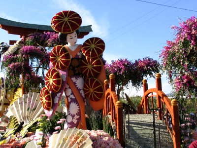 Rt. 66: 2008 Tournament of Roses Parade: valediction, City or Torrance