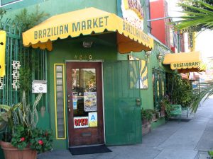 Rt 66: Alhambra, South Pasadena: Brazilian Market